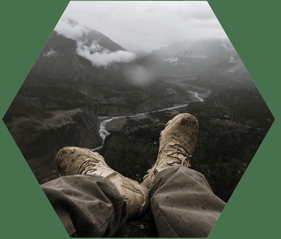obuwie trekking